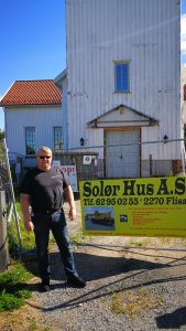Solør Hus restaurerer kirkebygg